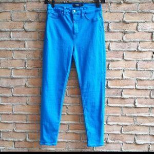NWOT Hudson Barbara High Rise Super Skinny Jeans